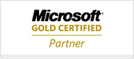 Microsoft Gold Certified Partnership